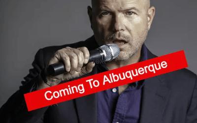 Comedy Hypnotist Jim Kellner Coming To Albuquerque!